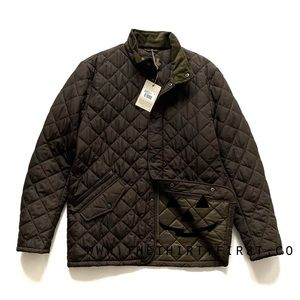 NWT Barbour Deadstock Chelsea Sportsquilt Jacket
